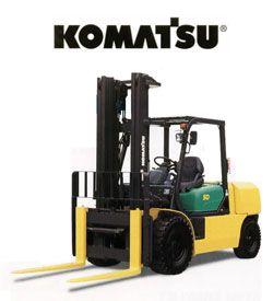 فروش لیفتراک کوماتسو 2 تن